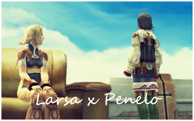 Larsa x Penelo ID by Larsa-x-Penelo