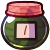 Jar of Lure - Algae by BankOfGriffia