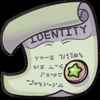 Diploma - Identity by BankOfGriffia