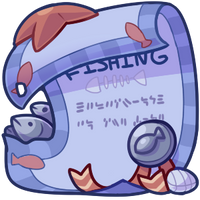 Diploma - Fishing by BankOfGriffia