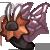 Fluffian Smol -  Bat by BankOfGriffia