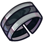 Power Item - Corrupted Eather Bracelet by BankOfGriffia