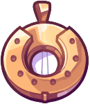 Power Item - Lucky Locket by BankOfGriffia
