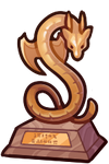 Trophy - Dragonslayer by BankOfGriffia