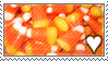 Candy Corn stamp by SpiritLeTitan