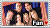Friends Stamp by SpiritLeTitan