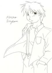 Fletcher Tringham-Older by SpiritLeTitan