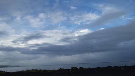 Later That Day In The Hilo Bay by UnbridledMuse