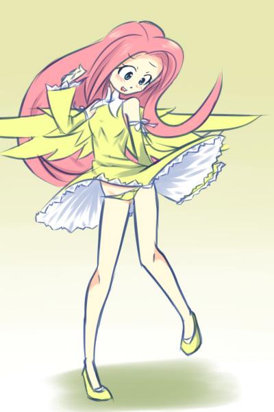 Fluttershy by drantyno