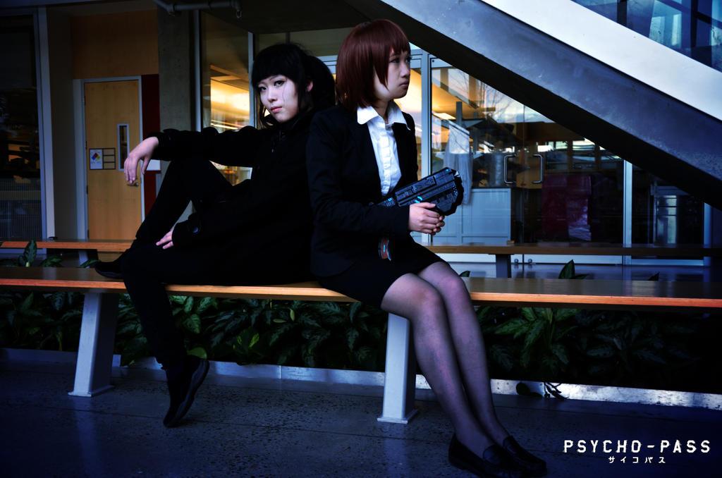 Kagari Psycho Pass Cosplay Psycho Pass Cosplay