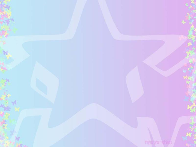 Stars and butterflys by nyunyu-chan