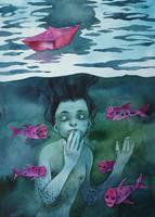Mermaid by Meeth0s