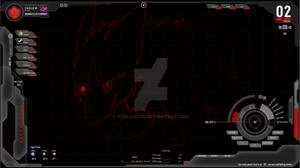 Desktop S.H.I.E.L.D Interface: Rainmeter