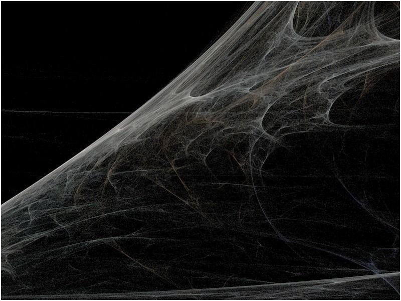 spiderweb galaxy by FabioKeiner