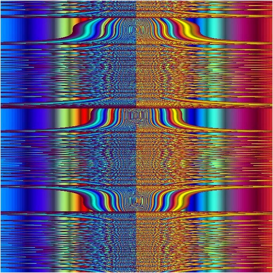 warped rainbow by FabioKeiner