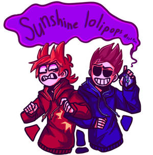 Tom and Tord from Eddsworld