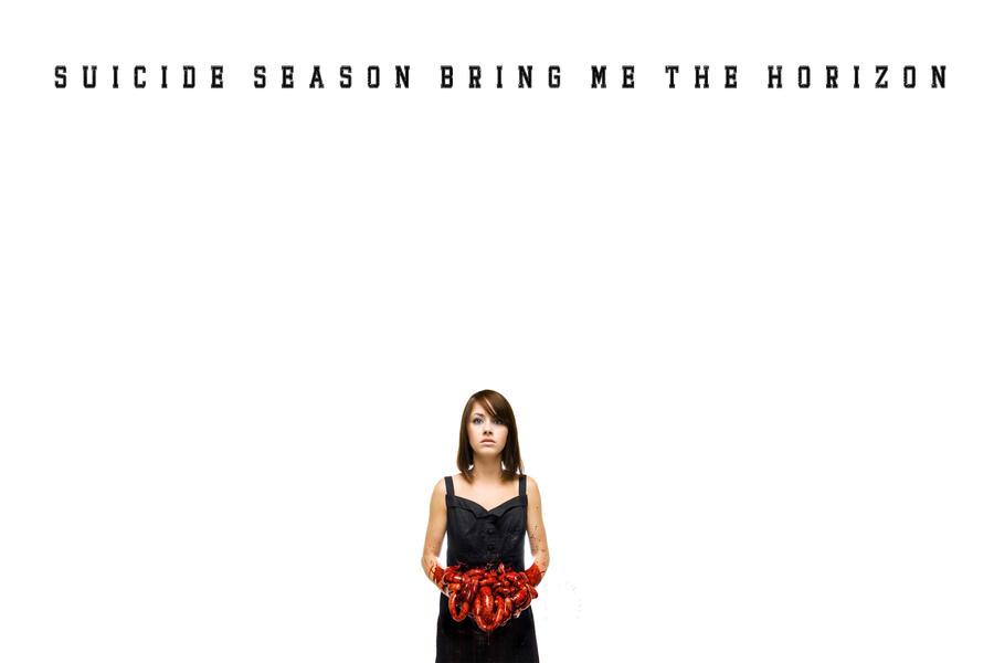 Bring Me The Horizon Suicide Season Album Cover | www ...