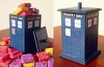 TARDIS Candy Box