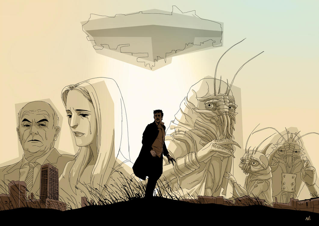 District 9 by nicca11y on deviantart for Area933