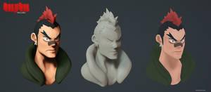 Kill la Kill - Sculpt 2