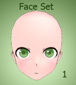 Face set -28 types- DL by MMDFakewings18