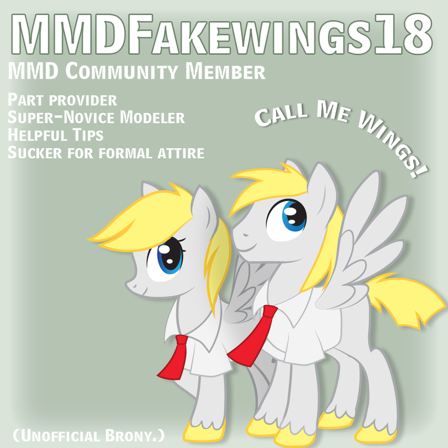 MMDFakewings18's Profile Picture