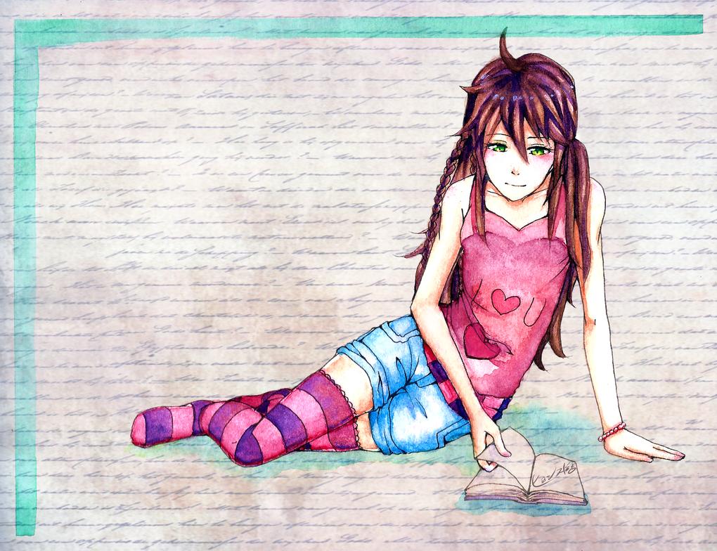 Commission - KiGaMin by YukiChanx3