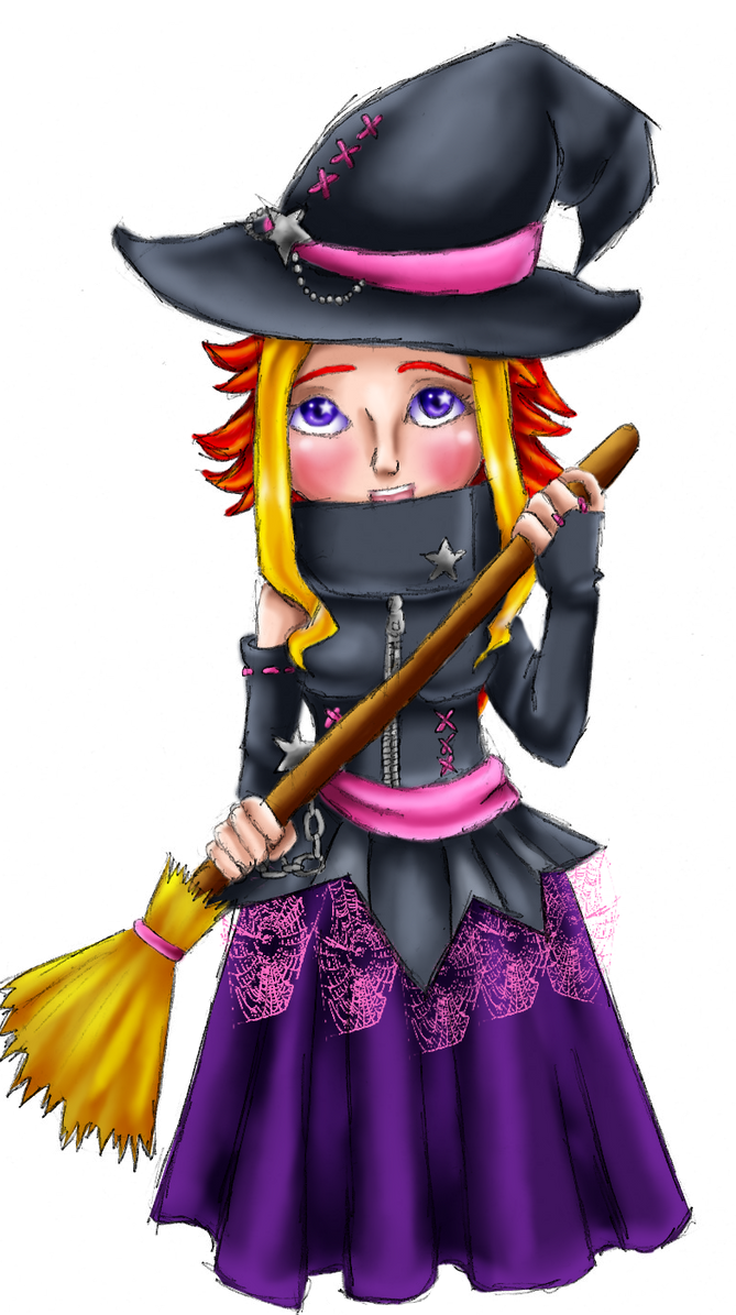 Narcissa Witch by AwesomebyAccident