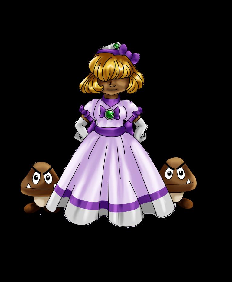 Adoptable Auction: Princess Dalia by AwesomebyAccident
