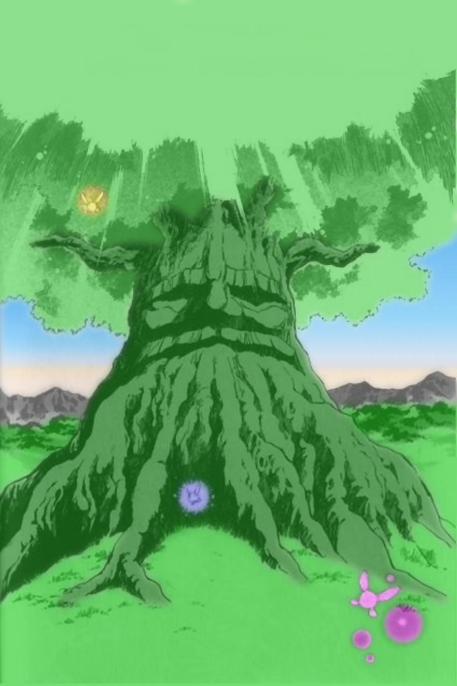 The Great Deku Tree by vanTol777
