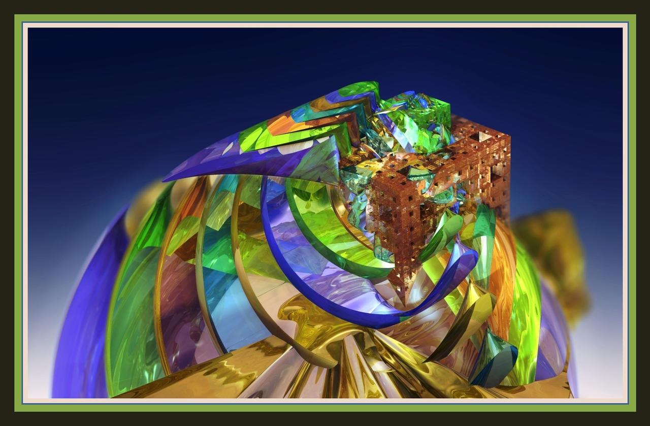 Embedding the Cube by gannjondal
