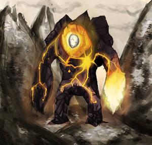 The Rock Monster