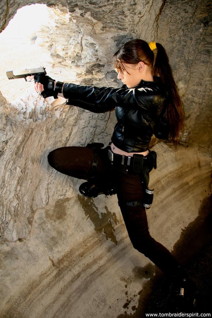 Tomb Raider Underworld 2 - Max by MaxChi