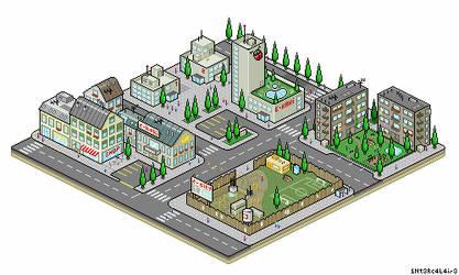 e-city by intercalaire