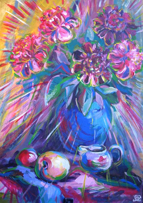 pioni by LudmilaVyatkina