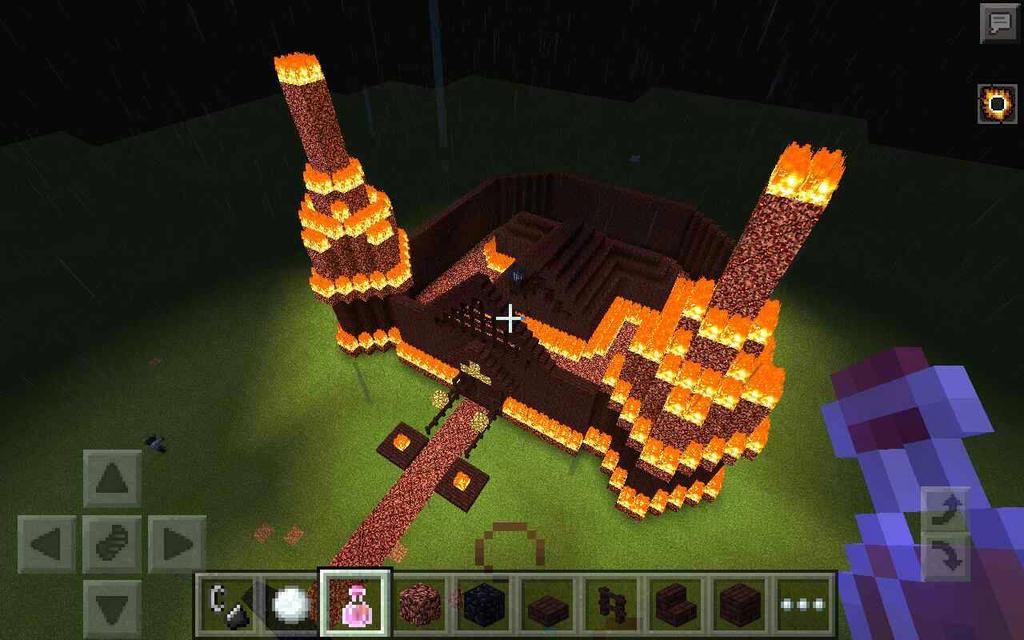 Nether fortress build by LatiosgamingTv on DeviantArt