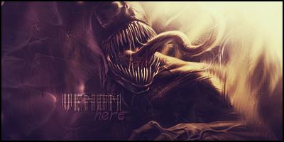 Venom Hero? by ThunderBR