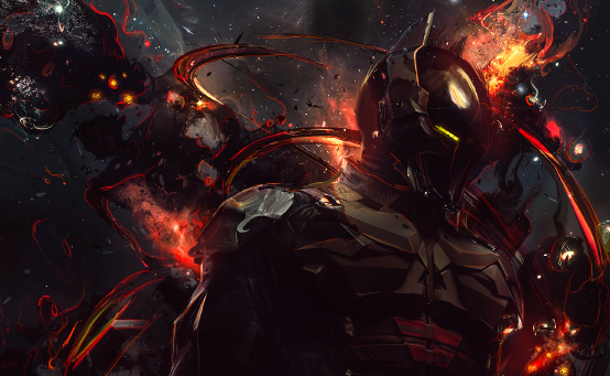 Arkham Knight by ThunderBR