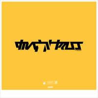 DRUG 'N' BASS: Logotype by woweek