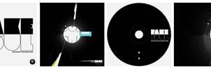FAKESOUL: CD-Cover Design