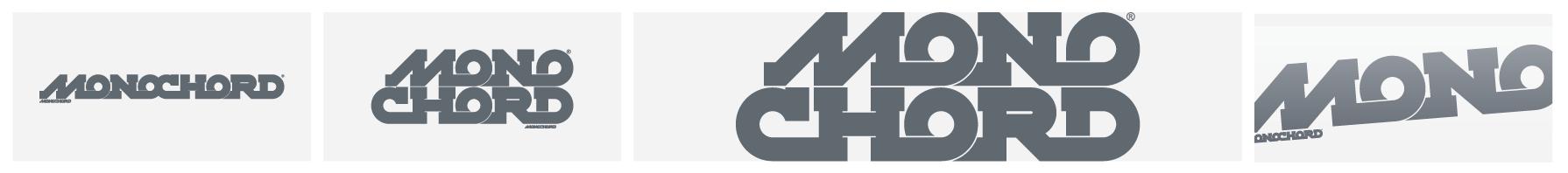 MONOCHORD: Logotype by woweek