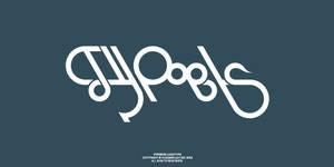 Typoets: Logotype by woweek