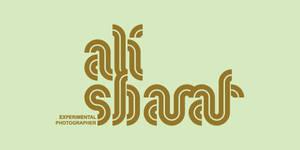 Ali Sharaf: Logotype by woweek