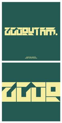 Egorythm: Logotype