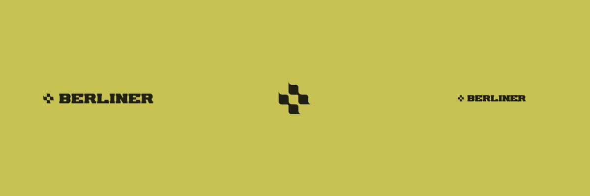 Berliner: Logotype by woweek