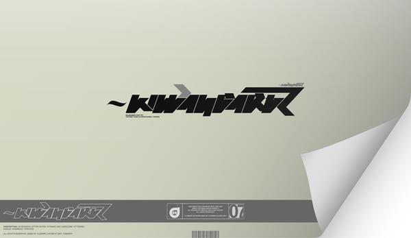 KILLAHEARTZ: Logotype by woweek