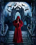 The vampire monk