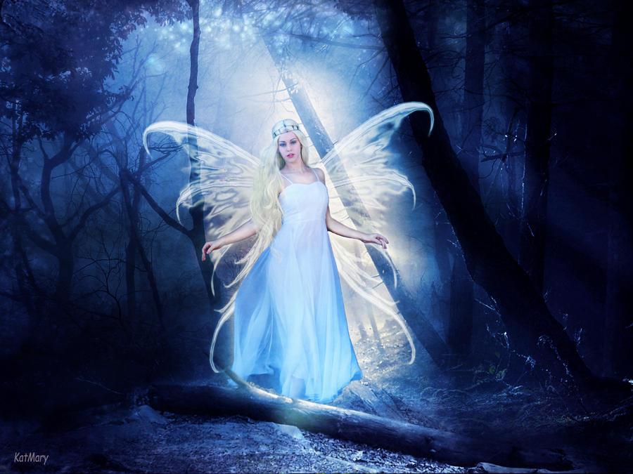 light fairies wallpaper - photo #8