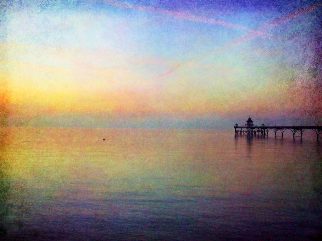 Pastel Sunset by katmary