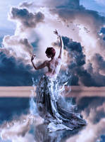 Dancing with the elements by katmary